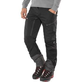 Lundhags Makke - Pantalon Homme - short noir